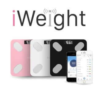 buy FitTrack iWeight brand smart bluetooth scale opinions