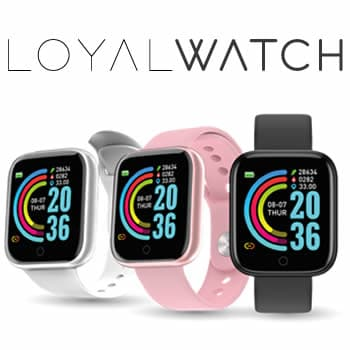 buy Loyal Watch smartwatch among the best in the top 5 for 2020