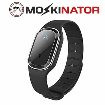 buy Moskinator Watch mosquito bracelet