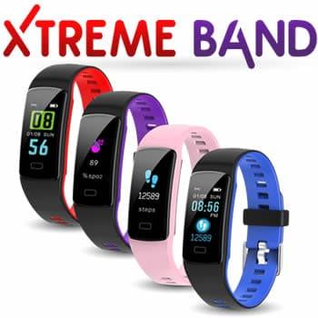 acquistare recensioni e opinioni di smartband Xtreme band sportive a buon mercato