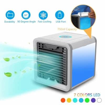 Coolair el gadget para casa enfriador de aire barato
