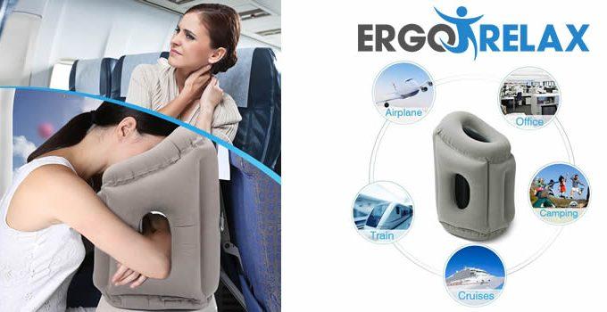 Ergorelax the ergonomic inflatable pillow reviews