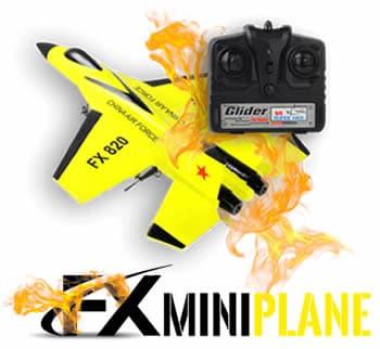 FX Mini Plane mejor drone acrobático para niños