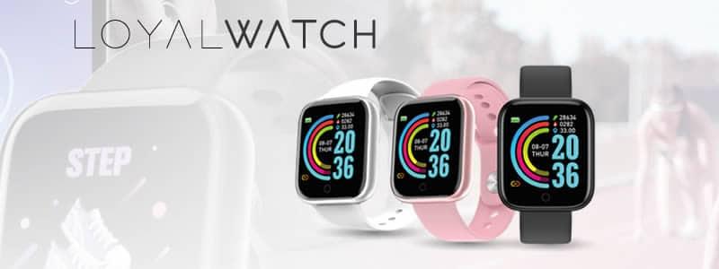 Loyal Watch smartwatch avis et opinions