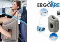 opiniones de Ergorelax la almohada inflable ergonómica