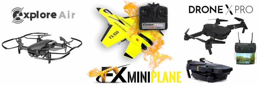 Quel est le meilleur drone pour les enfants avec camera