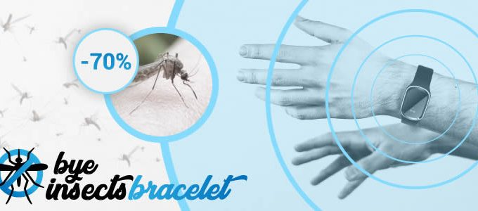 reviews bracelet watch anti mosquito insect repellent Bye Insect
