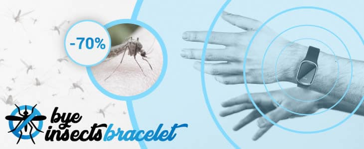 reviews of bracelet watch anti mosquito insect repellent Bye Insect