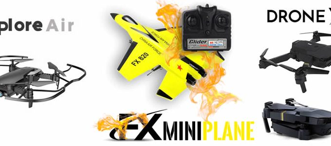 which is the best drone for children with camera