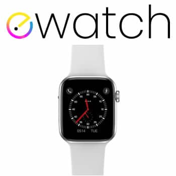 acheter eWatch smartwatch alternative Apple Watch online avis et opinions