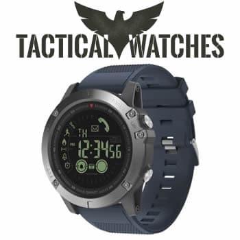 acheter gadget technologique Tactical Watch idéal à offrir aux hommes