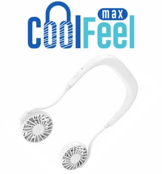 buy portable neck fan Coolfeel Max reviews and opinions