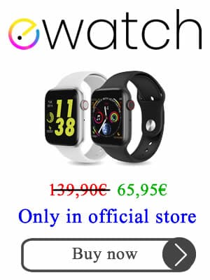 Buy eWatch smartwatch from this review