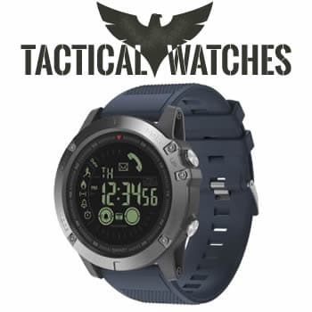 Tactical Watch the best military smartwatch for 2020