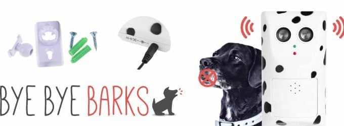 Bye Bye Barks anti bark ultrasound reviews and opinions
