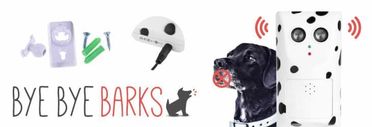 Bye Bye Barks antiladridos por ultrasonidos reseñas y opiniones