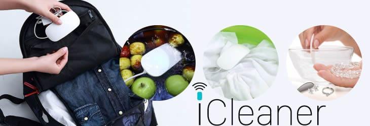 comprar iCleaner quitamanchas por ultrasonidos reseñas y opiniones