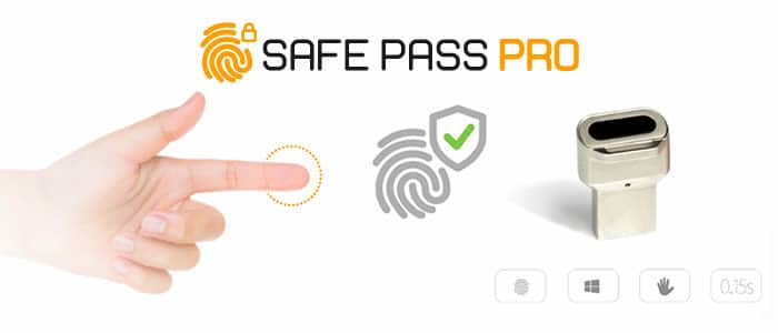 Safe Pass Pro key for fingerprint for computer reviews and opinions