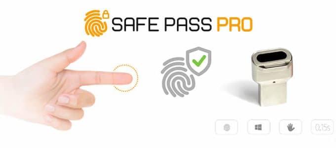 Safe Pass Pro llave para ordenador de huella dactilar reseñas y opiniones