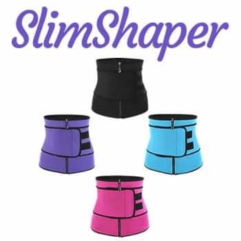 comprar Slim shaper moldeador reductor de cintura reseñas y opiniones
