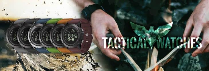 acheter Tactical Watch montre militaire avis et opinions