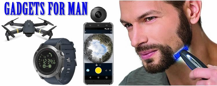 tech gadget gifts for men