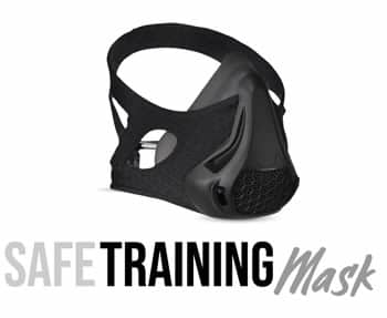 Training Mask pro breathing mask in training reviews and opinions