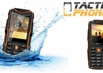 acheter Tactic Phone X phone résistant aux chocs et à l'eau avis et opinions