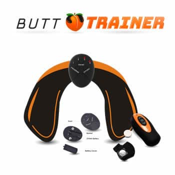 Butt Trainer gluteal stimulator reviews and opinions of official product