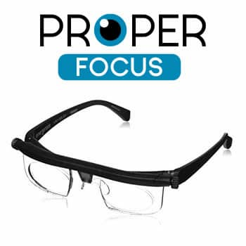 buy Visionpro ProperFocus bifocal glasses for tired eyesight at the best price