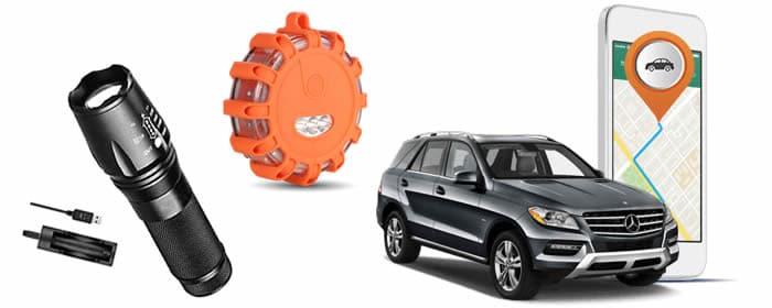 die besten technischen Geräte für das Auto