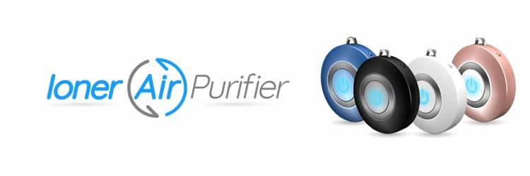 comprar depurador de aire por ozono portable Ioner Air Purifier reseñas y opiniones