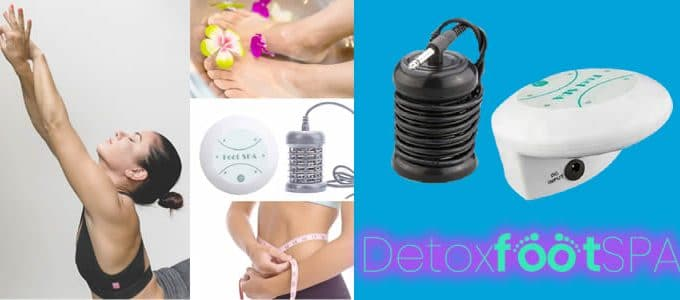 Detox Foot Spa baño detox para los pies reseñas y opiniones