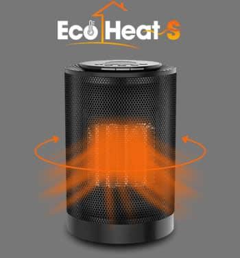 Ecoheat S low consumption ceramic personal portable mini heater