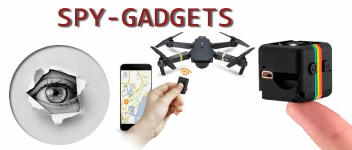 gadgets espía los mejores aparatos de seguimiento y espionaje