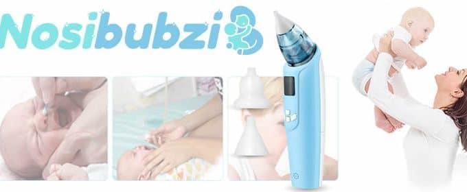 Nosibubzi aspirateur morve pour bébés avec musique avis et opinions