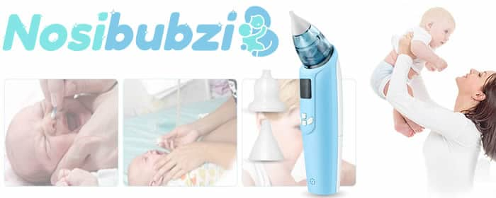 Nosibubzi snot aspirator for babies with music reviews and opinions