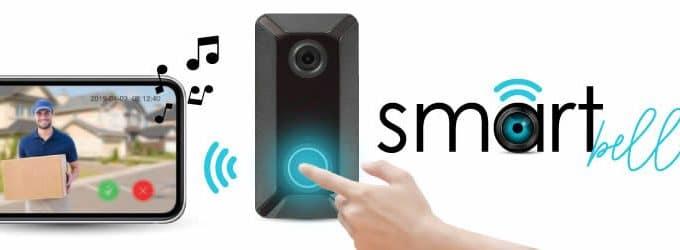 Smart Bell sonnette avec caméra de surveillance avis et opinions