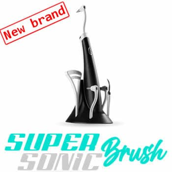 SoniClean ultrasonic tooth cleaner review and opinions Supersonic Brush