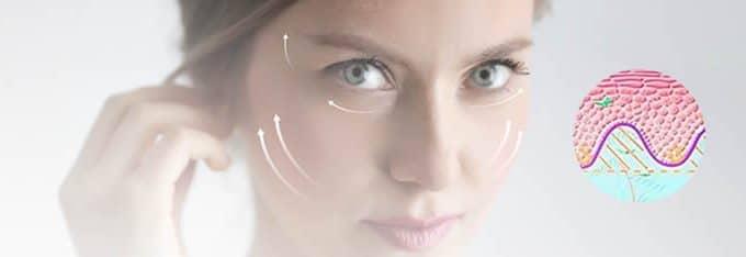 Thermoderm Pro masseur facial anti-rides par vibration avis et opinions