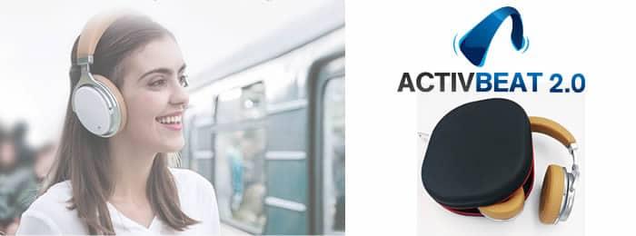 Activbeat 2.0 auriculares inalámbricos para juegos reseñas y opiniones
