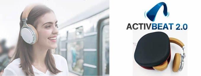 Activbeat 2.0 casque sans fil pour jeux pas chers avis et opinions