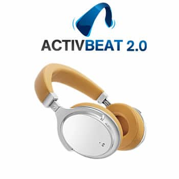 Buy Activbeat 2.0 cheap wireless noise-free gaming headphones reviews and opinions