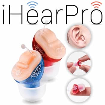 buy iHear Pro invisible hearing aid reviews and opinions