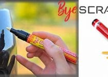 Bye Scratches crayon enlève les rayures des voitures avis et opinions