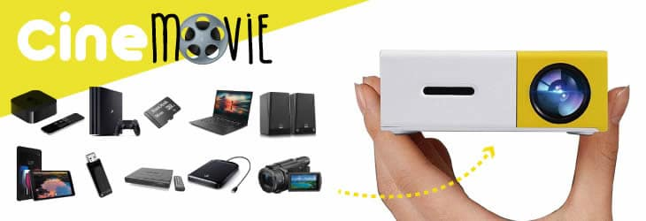 Cine Movie mini projector portable HD reviews and opinions