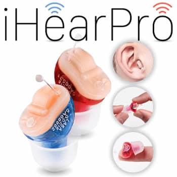 acquista iHear Pro, recensioni e opinioni sugli apparecchi acustici invisibili