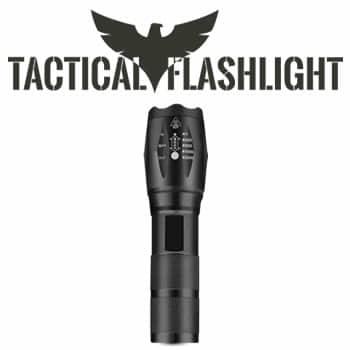 comprar linterna de alta potencia Tactical Flashlight reseñas y opiniones