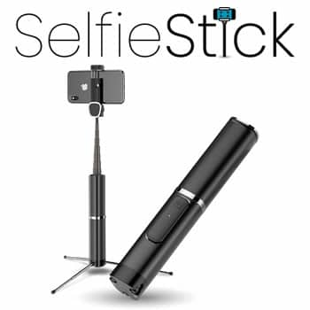 comprar Selfie Stick trípode para tomar fotos con el teléfono reseñas y opiniones