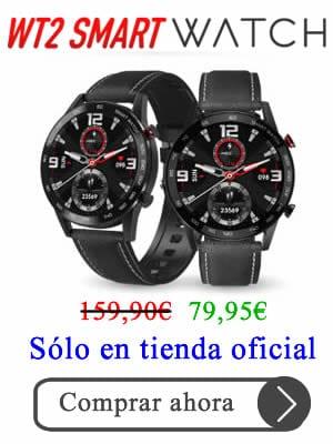 comprar Wt2 Smartwatch online en oferta